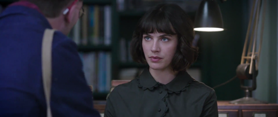 Jessica Brown Findlay This Beautiful Fantastic movie