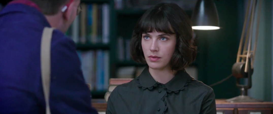 Jessica Brown Findlay in This Beautiful Fantastic Movie