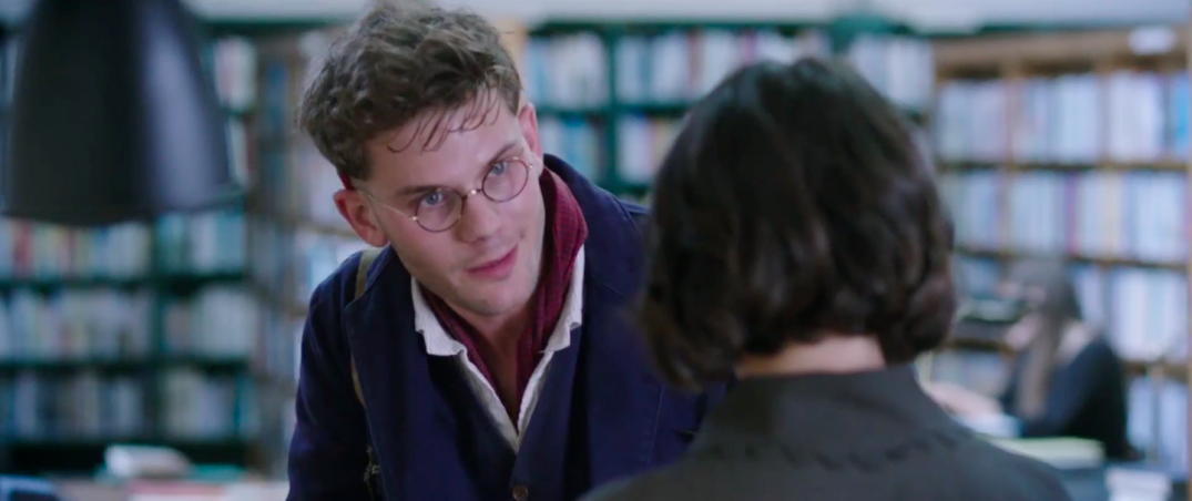 Jeremy Irvine in This Beautiful Fantastic Movie