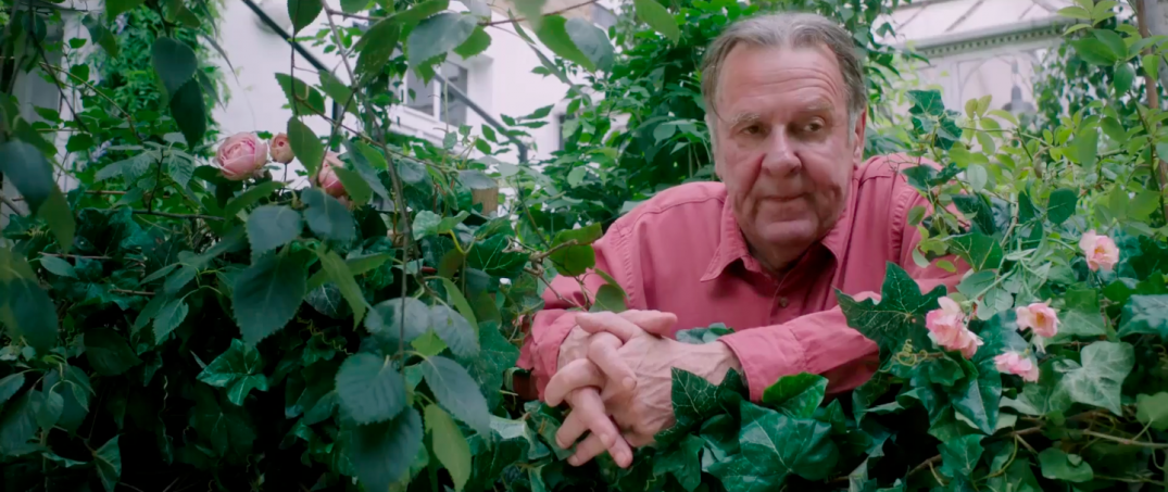 Jessica Brown Findlay and Tom Wilkinson in This Beautiful Fantastic Movie