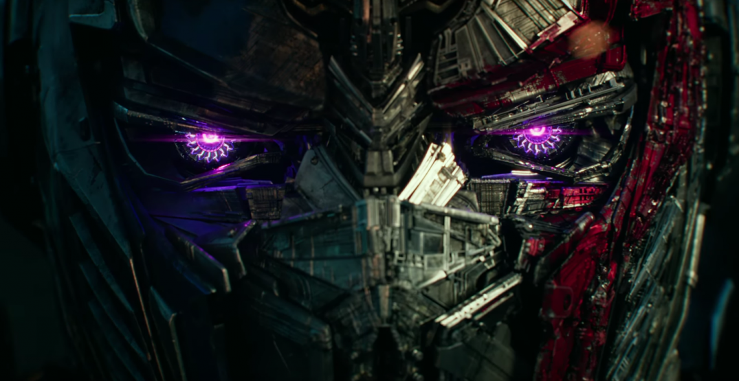 Transformers: The Last Knight Super Bowl Spot