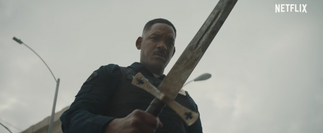 Netflix Bright Movie David Ayer Max Landis Will Smith Noomi Rapace Joel Edgerton