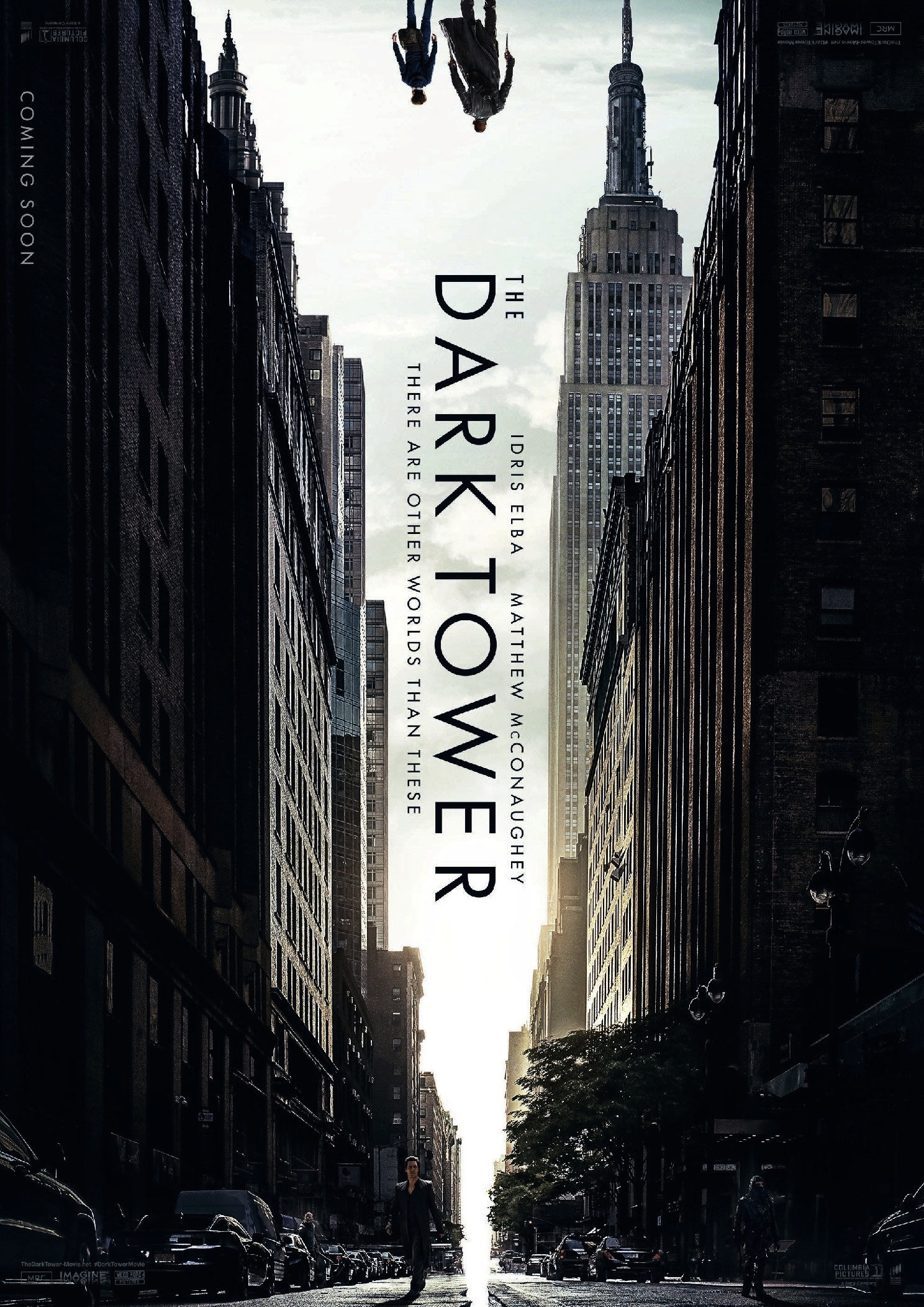 first poster for �the dark tower� starring idris elba