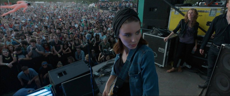 Rooney Mara in Terrence Malick's Song to Song