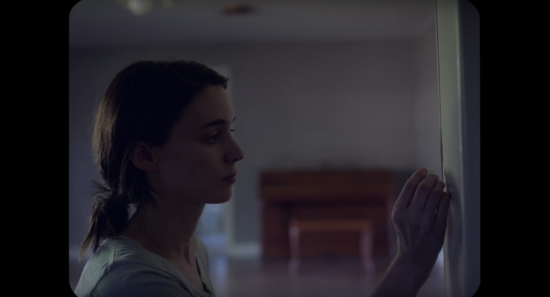 A Ghost Story Movie Rooney Mara
