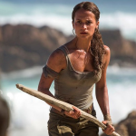 'Tomb Raider' Reboot: First Look at Alicia Vikander as Lara Croft