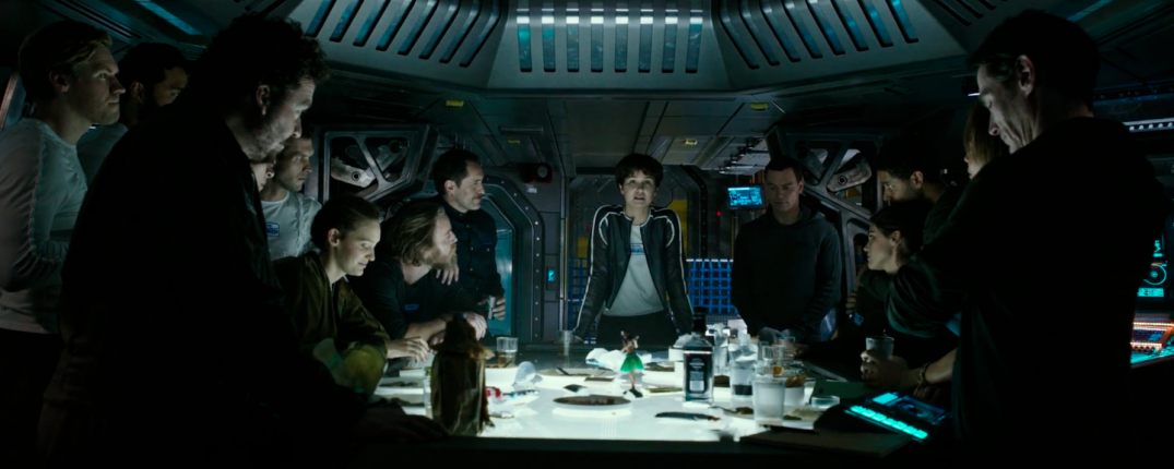 Alien Covenant Movie Trailer Screencaps Ridley Scott