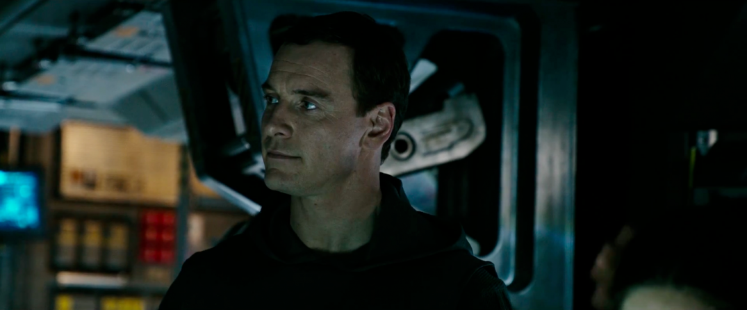 Alien Covenant Movie Trailer Screencaps Ridley Scott Michael Fassbender