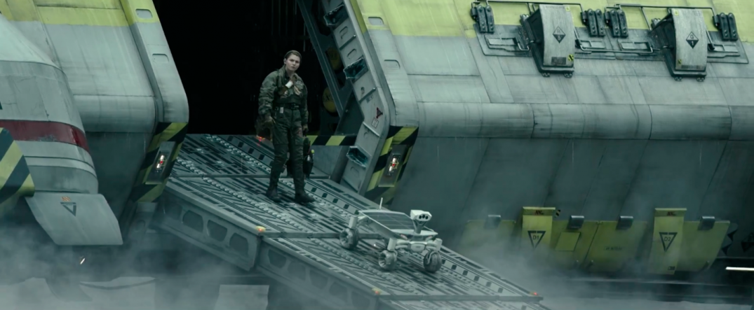 Alien Covenant Movie Trailer Screencaps Images