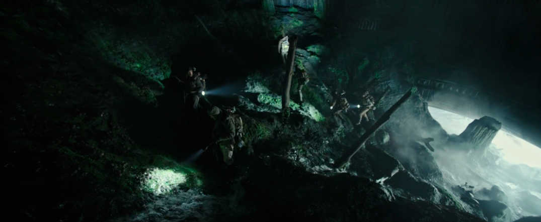 Alien Covenant Movie Trailer Screencaps Images new planet
