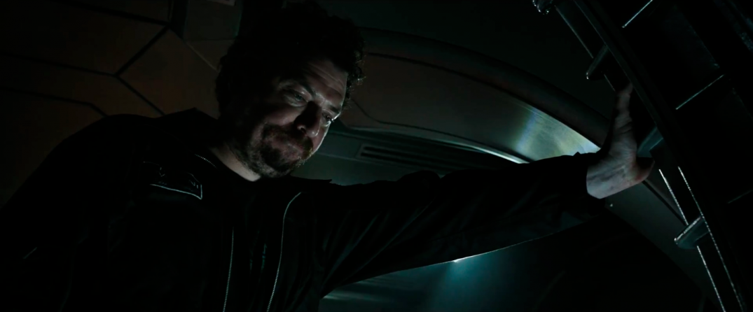 Alien Covenant Movie Trailer Screencaps Images danny mcbride
