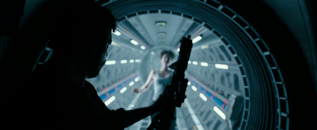 Alien Covenant Movie Trailer Screencaps Images Katherine Waterston Danny McBride