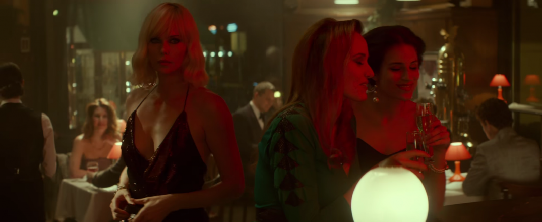 Atomic Blonde Charlize Theron Movie Trailer Images
