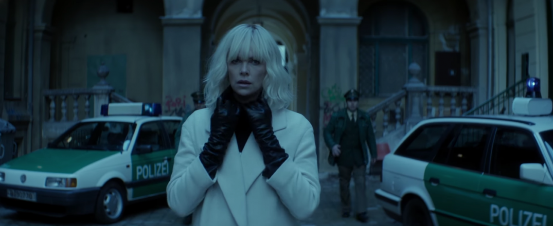 Atomic Blonde Movie Charlize Theron