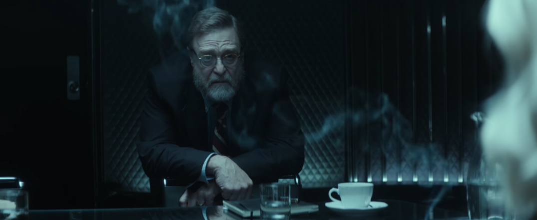 Atomic Blonde Movie John Goodman