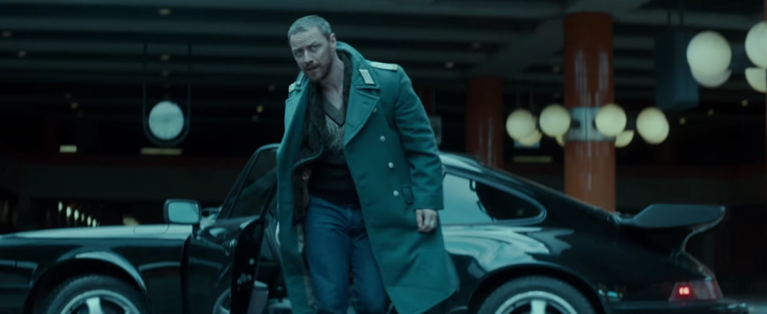 Atomic Blonde James McAvoy Movie Trailer Images