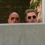 New Trailer for 'Baywatch' Starring Dwayne Johnson & Zac Efron