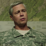 First Teaser for Netflix's 'War Machine' Starring Brad Pitt & Tilda Swinton