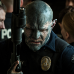 New Stills from Netflix's 'Bright' Featuring Joel Edgerton & Will Smith