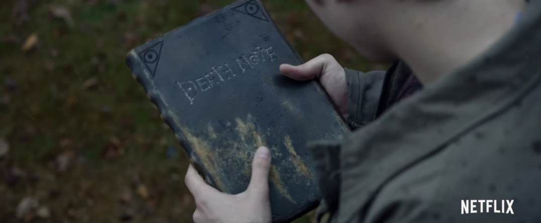 Death Note Movie Images Netflix Adam Wingard