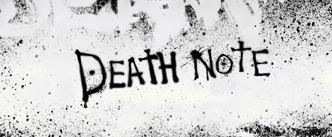 Death Note Movie Images Netflix Adam Wingard Title Sequence