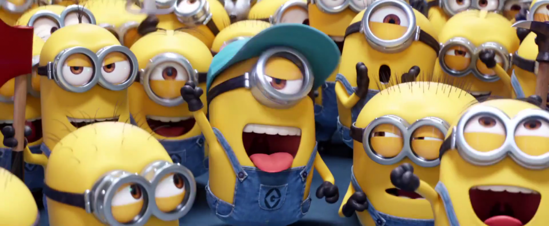 Despicable Me 3 Movie Images Trailer