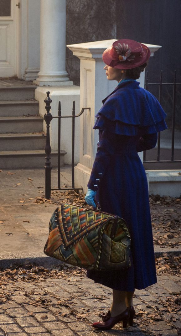 Emily Blunt has Mary Poppins Movie Images Official 2018