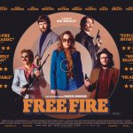 New Trailer & Poster for Ben Wheatley's 'Free Fire' Starring Brie Larson and Cillian Murphy