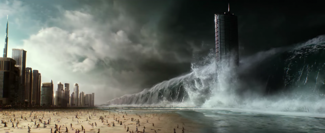Geostorm Movie Images Disaster Gerard Butler