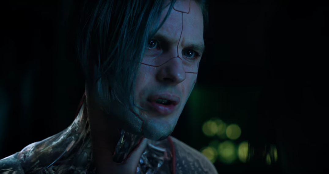 Michael Pitt Ghost in the Shell Movie Images