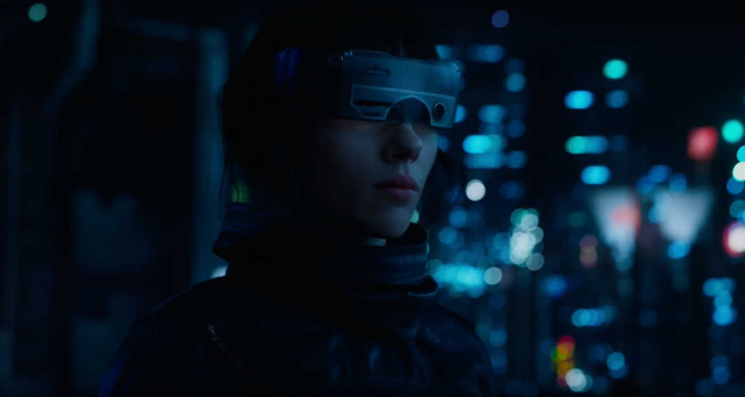 Ghost in the Shell Movie Images Major