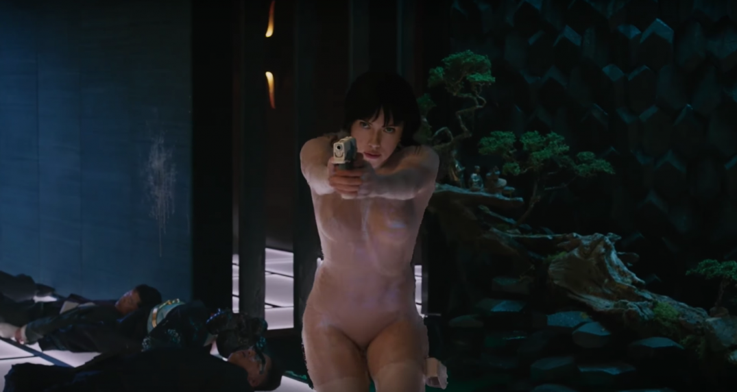 Ghost in the Shell Movie Images Opening Scene