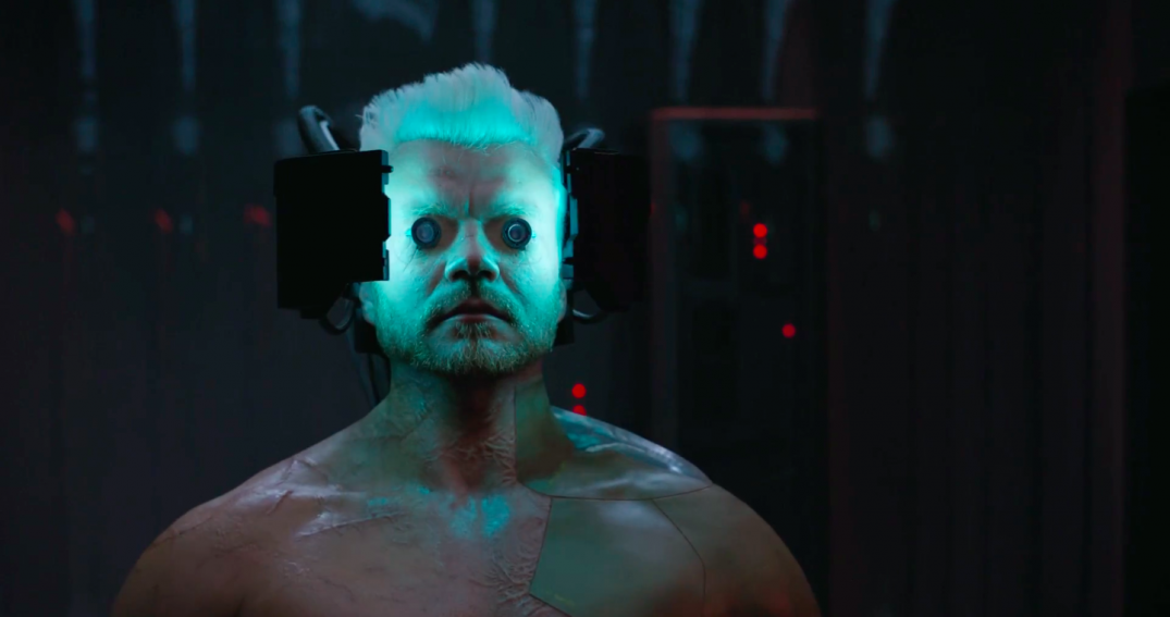 Ghost in the Shell Movie Pilou Asbæk as Batou