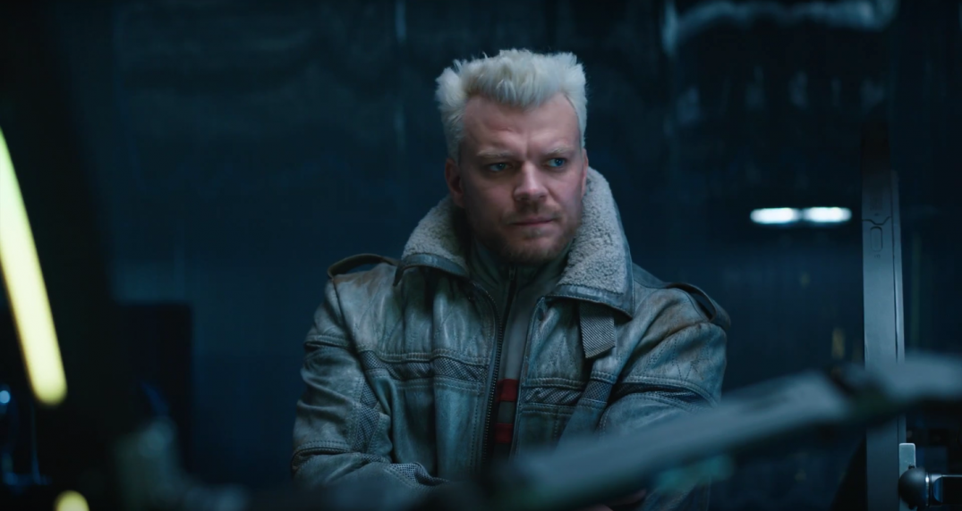 Ghost in the Shell Movie Images Pilou Asbæk