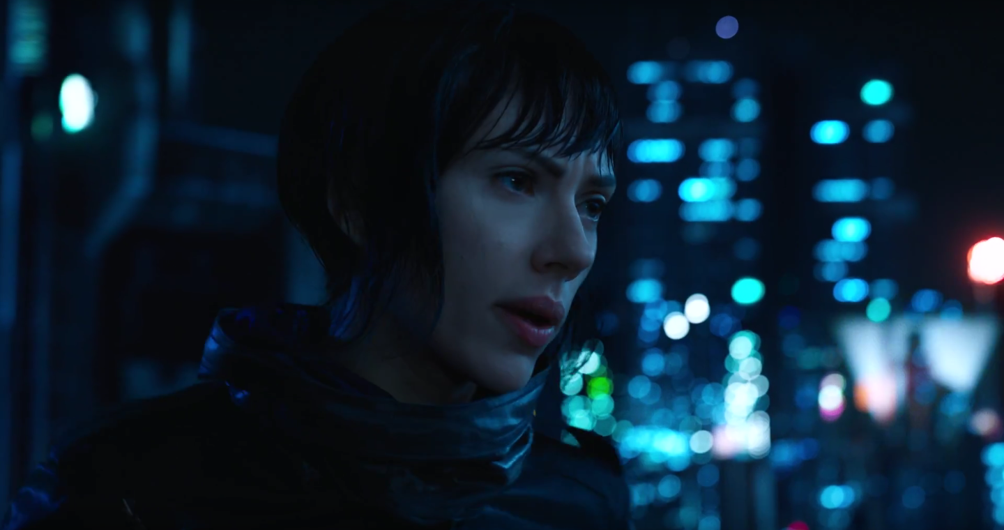 New Featurette For 'Ghost In The Shell' Starring