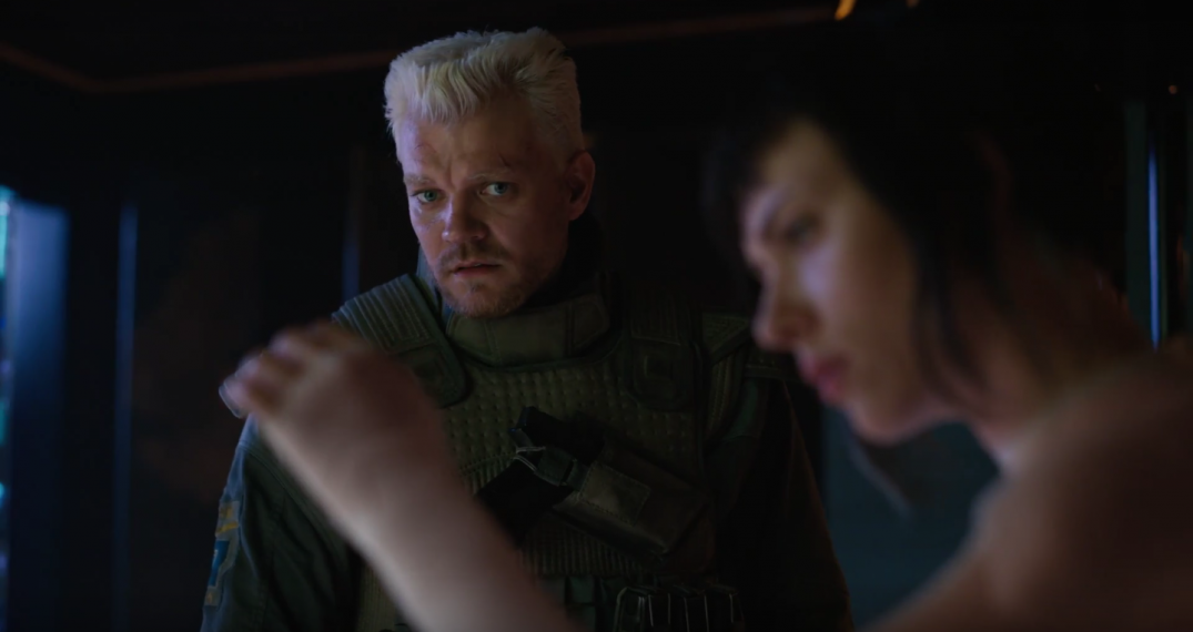 Ghost in the Shell Movie Images
