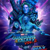 Guardians of the Galaxy Vol. 2 Movie Poster IMAX