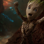 Guardians of the Galaxy Vol 2 Movie Images Baby Groot'