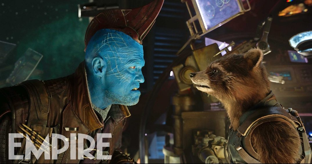 Guardians of the Galaxy Vol. 2 Movie Images Yondu Rocket Raccoon