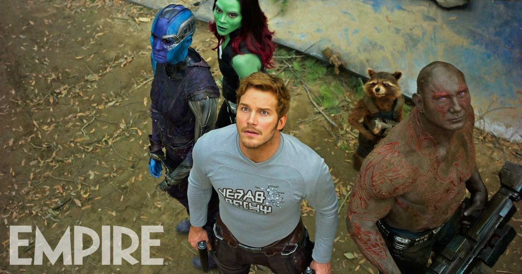 Guardians of the Galaxy Vol. 2 Movie Images