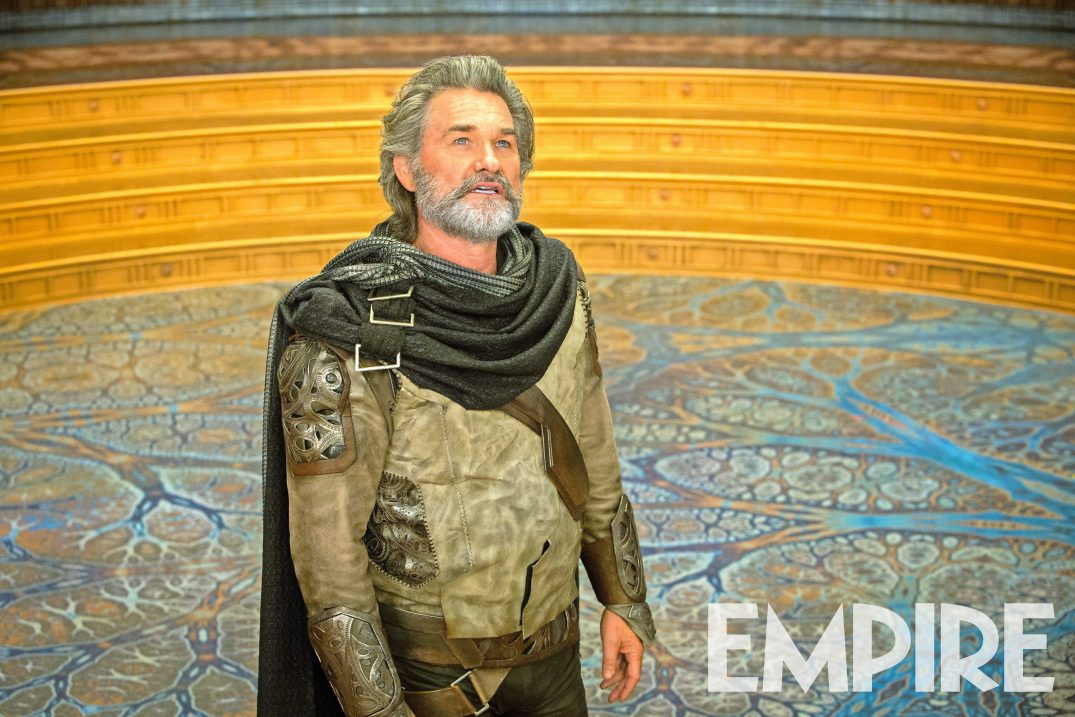 Guardians of the Galaxy Vol. 2 Movie Images Kurt Russell