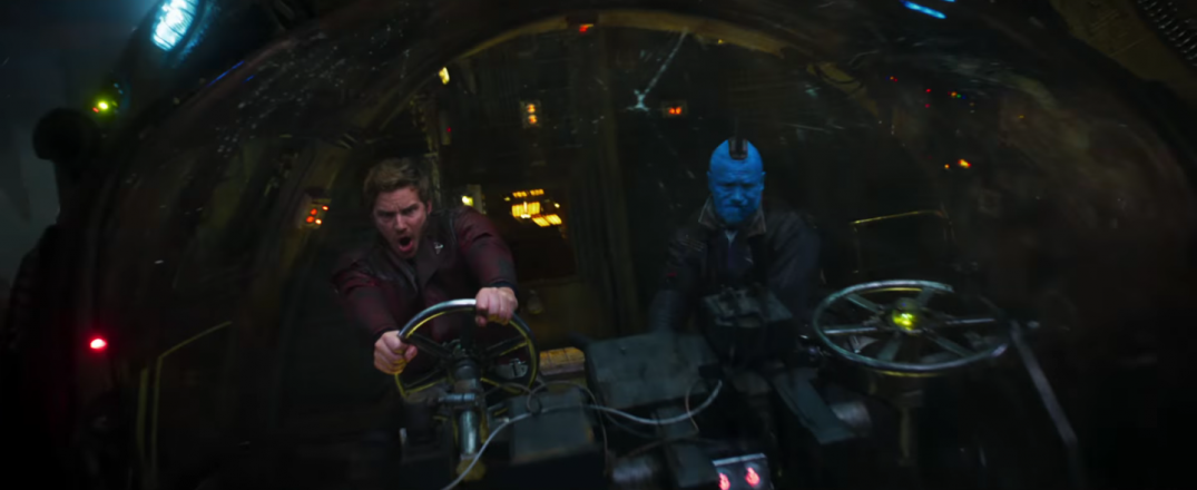 Guardians of the Galaxy Vol 2 Yondu Star Lord