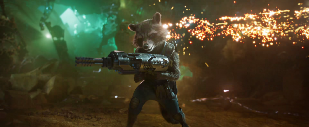 Guardians of the Galaxy Vol 2 Rocket Raccoon