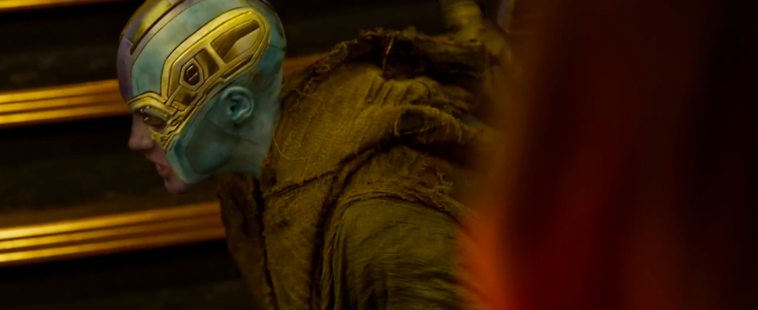 Guardians of the Galaxy Vol. 2 Trailer Screencaps Nebula Karen Gillan