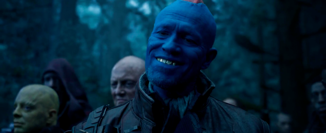 Guardians of the Galaxy Vol. 2 Trailer Screencaps Yondu Michael Rooker