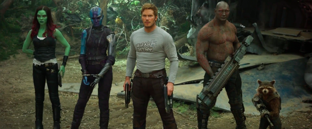 Guardians of the Galaxy Vol. 2 Trailer Screencaps