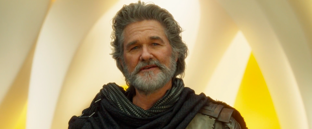Guardians of the Galaxy Vol. 2 Trailer Screencaps Kurt Russell