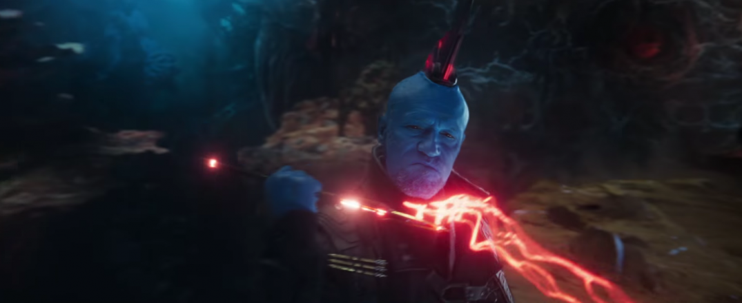 Guardians of the Galaxy Vol 2 Yondu