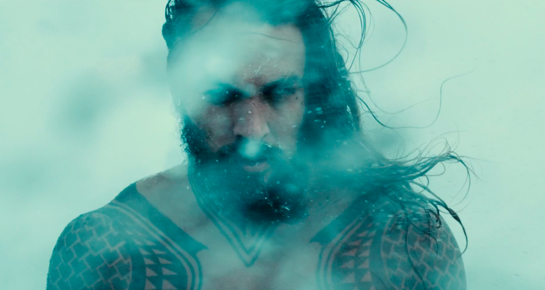 Justice League Movie Trailer Images Screencaps Jason Momoa Aquaman