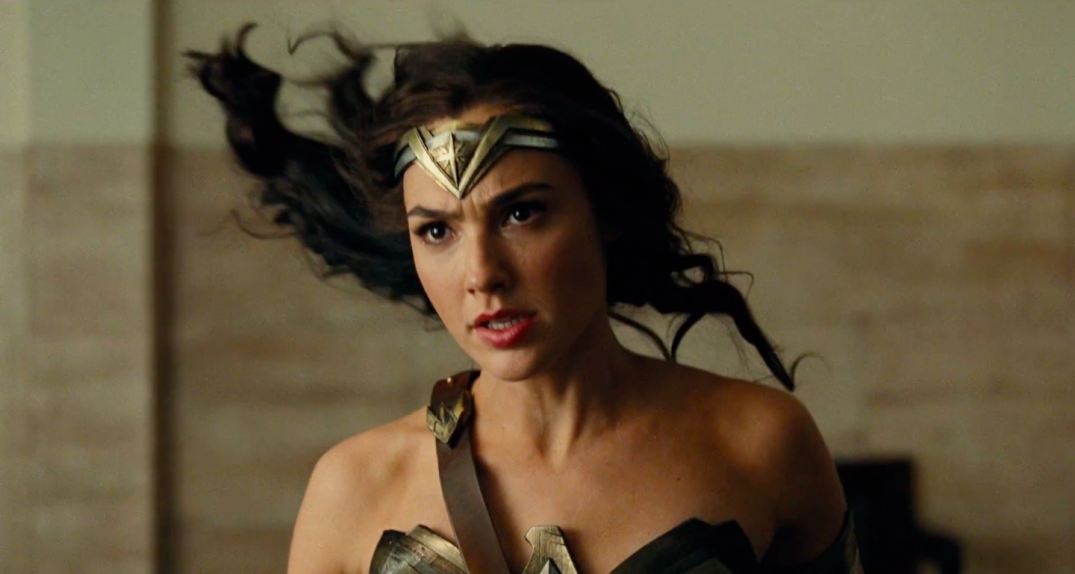 Justice League Movie Trailer Images Screencaps Gal Gadot Wonder Woman Diane